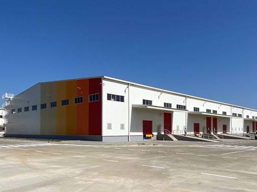 Agility Logistics Park : Maputo; Mozambique