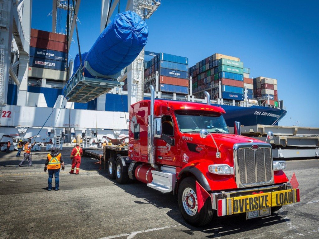 June Tops 677,000 TEUs at the Port of Long Beach | AJOT COM