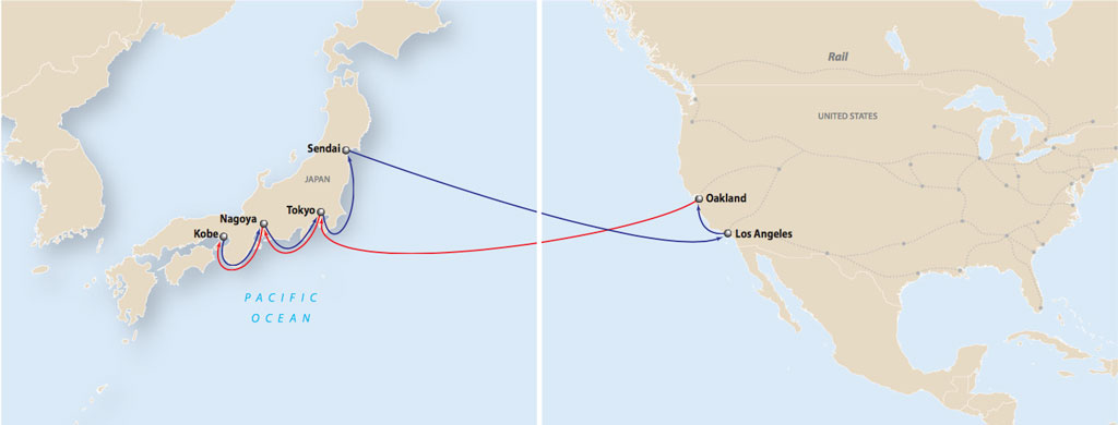 APL expands Asia-North America service network with new Japan ...