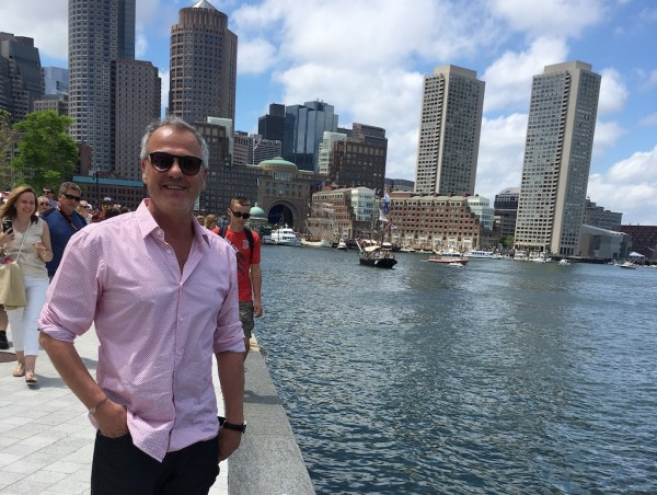 aqua-tools CEO, Marc Raymond