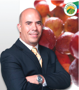 José Antonio Gómez Bazán, chief commercial officer of Camposol, says consistency is essential in delivering service in the fresh produce business.