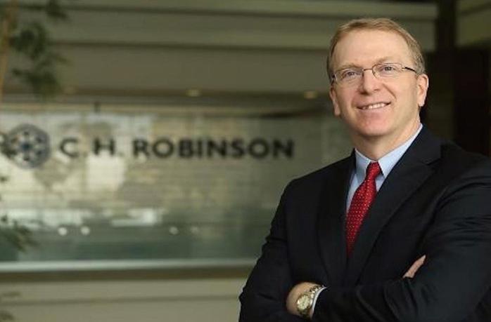 John P. Wiehoff – chairman and CEO, C.H. Robinson