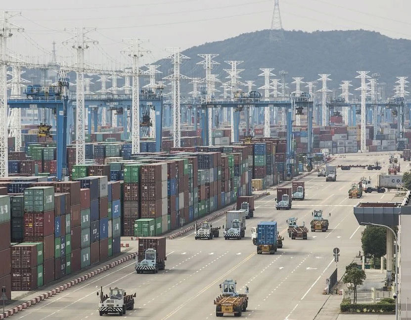 Terminal operations at Ningbo-Zhoushan partially resume after no new COVID cases detected as of August 17th.