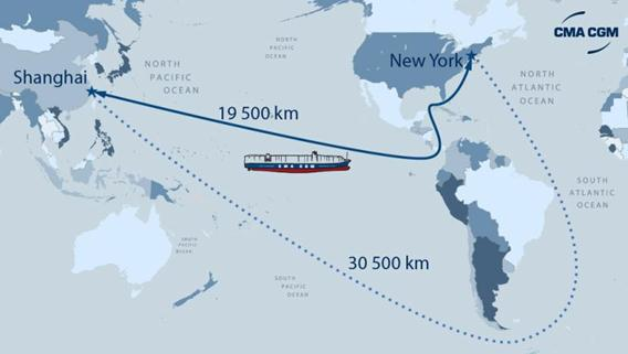 Panama Canal Inauguration: a strategic route for world trade ...