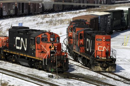$0.80 EPS Expected for Canadian National Railway Company (CNI) on April, 23