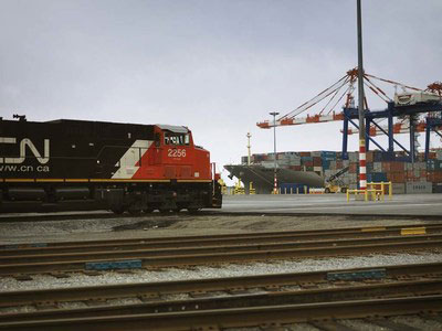Port of Prince Rupert Completes Fairview Terminal Expansion
