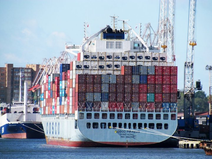 Port Tampa Bay welcomes new direct Asian container service