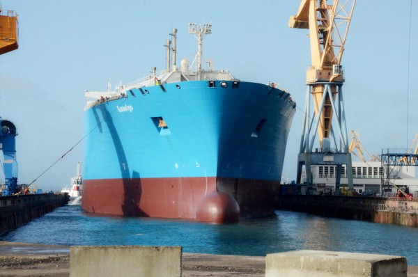 Damen Shiprepair Brest completes maintenance on LNG carrier Gaselys