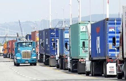 Teamsters Call On Ports Of LA/Long Beach To Ban Trucking