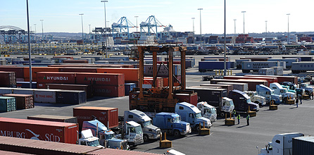 Teamsters and Non-Union Harbor Trucker Join Forces To Start