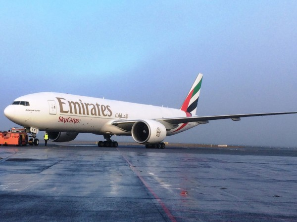 Emirates SkyCargo has transported close to 35,000 tonnes of salmon in the last two years