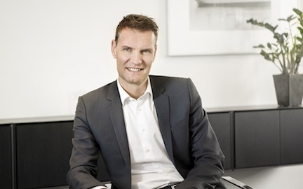 Søren Toft, Chief Operating Officer at A.P. Moller - Maersk