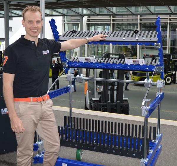Anders Fogelberg, CEO of FlexQube