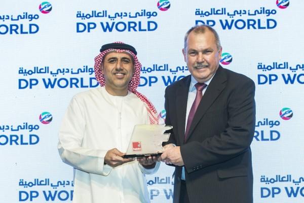 GAC Dubai scoops FMCG Supply Chain Management Award | AJOT COM