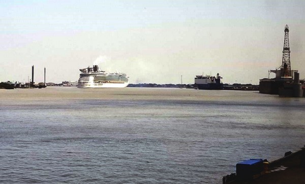 Vessel activity resumes Sept. 1 at the Port of Galveston, with arrival of cruise ships in addition to working of an auto carrier.