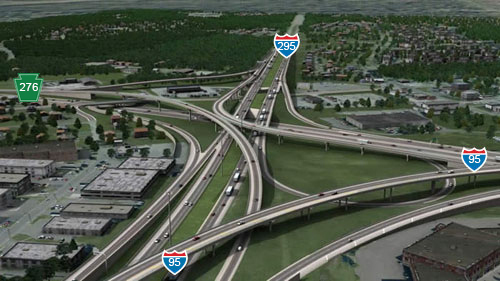 I-95 Interchange ProjectSource: The Pennsylvania Turnpike Commission