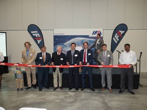 IFA Ribbon Cutting