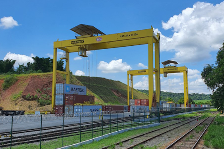 IRB Logística will assume operations of Floriano Intermodal Terminal on 1 July