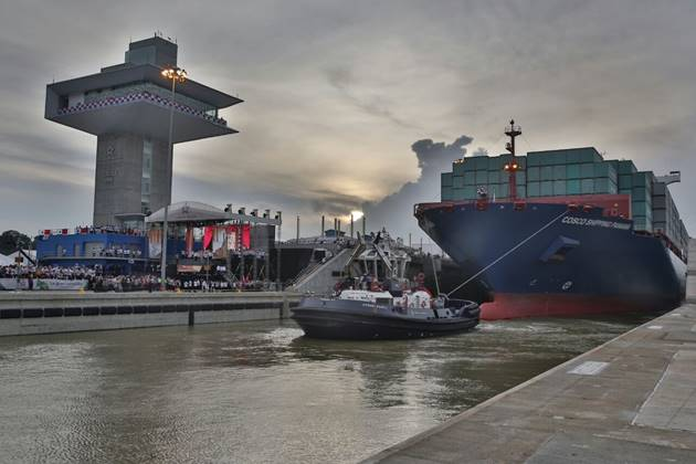 John Reinhart Maersk Line