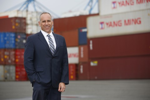 John Wolfe, CEO- The Northwest Seaport Alliance
