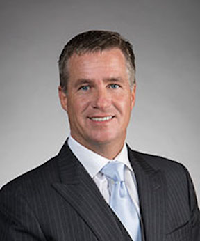 Canadian Pacific CEO Keith Creel