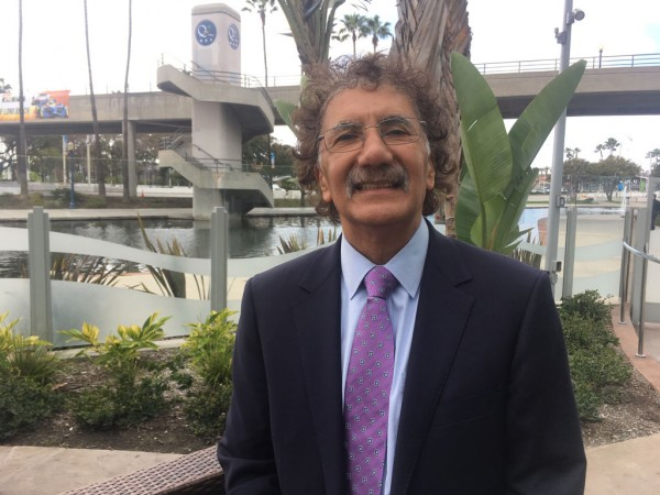 Mario Cordero,  Executive Director - Port of Long Beach