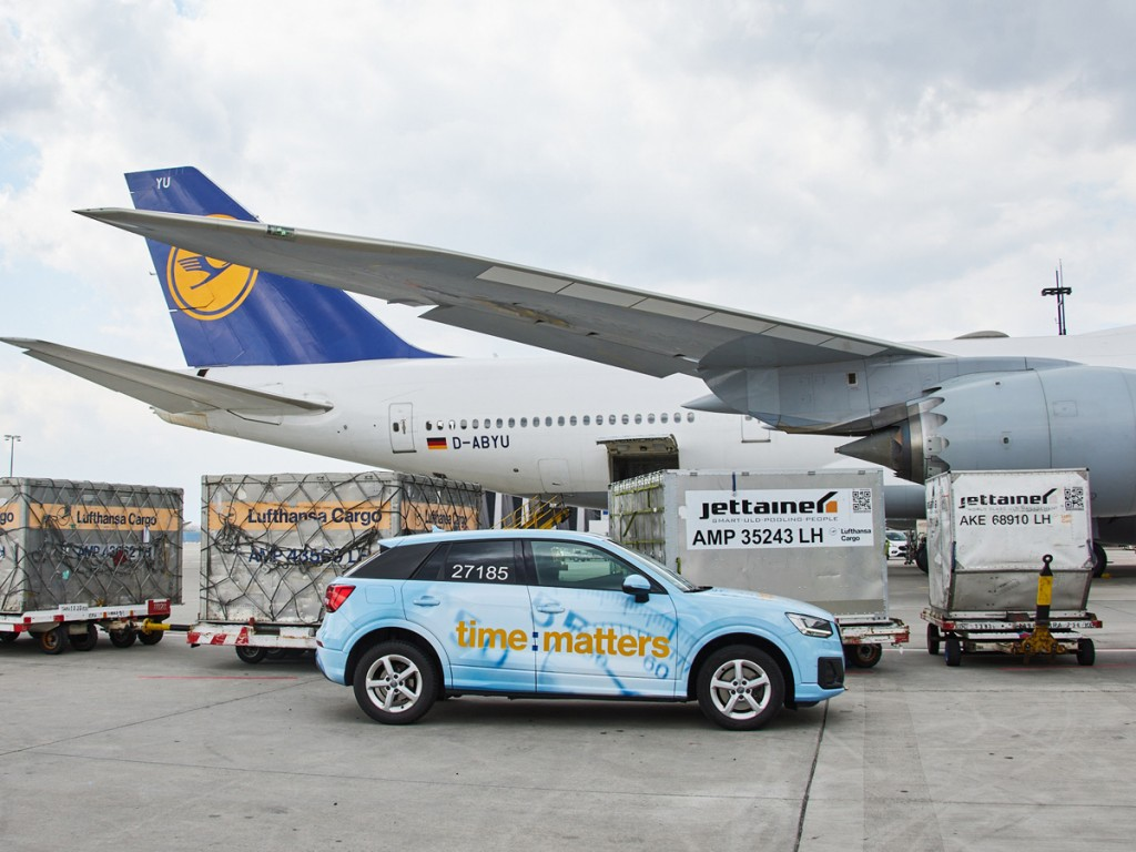 andling and departure LH760 to Dehli; 280 oxygen concentrators for India