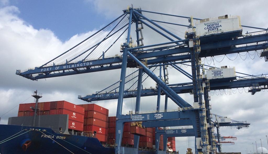 Port of Wilmington, NC