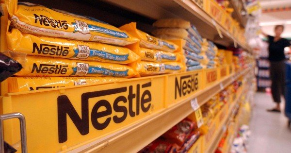 Nestlé and XPO Logistics Build a Digital Warehouse of the
