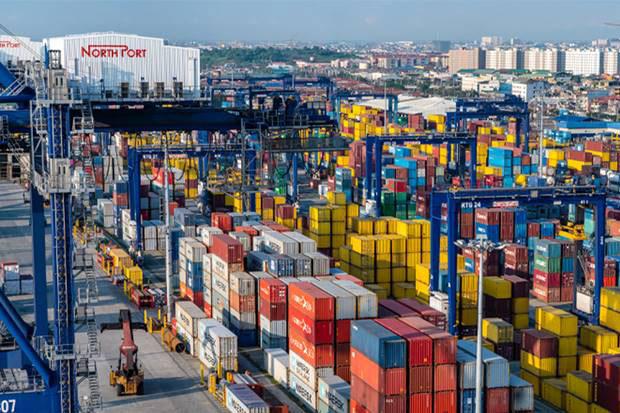NorthPort's inter-terminal transfers provides logistics support to Coca-Cola.