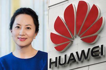 Wanzhou Meng – CFO, Huawei