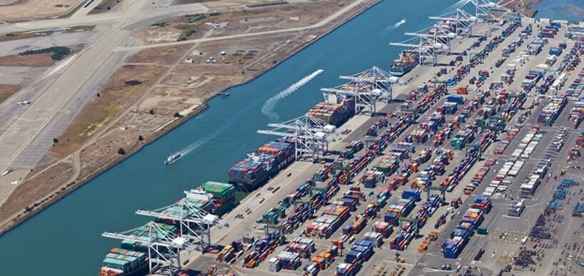 Oakland International Container Terminal (Source: SSA)