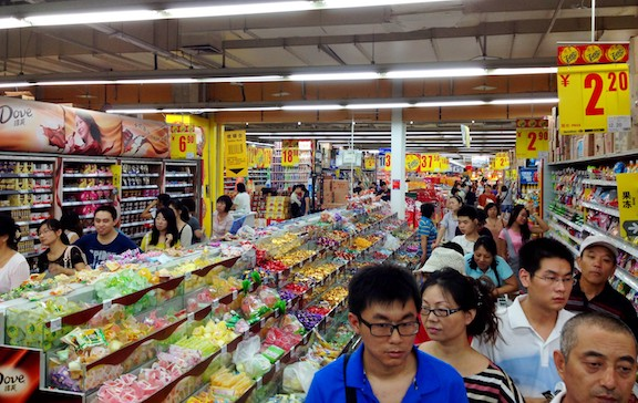 Among His Targets At 99 Ranch Market In The Washington Suburb Of Gaithersburg Crispy Broad Beans Up 40 Cents To 269 And Lee Kum Kee Abalone Sauce