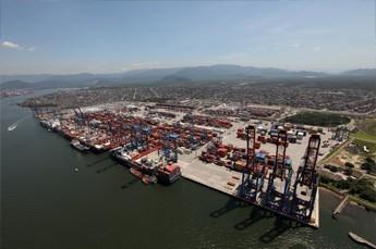 Port of Santos