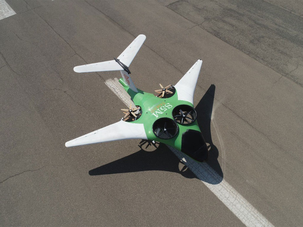 SAMAD Aerospace is a green technology start-up based in Cranfield in the United Kingdom.