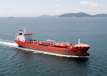 The tanker Duzgit Integrity is still being held by the government in São Tomé, who is now trying to sell the oil cargo