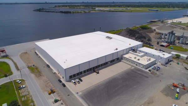 Port Tampa Bay's newly opened 135,000-square-foot cold-storage facility, operated by Port Logistics Refrigerated Services, offers fresh cold supply chain solutions.