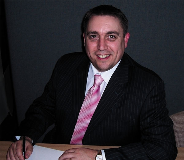 Tony Bunn, Commercial Director of Transglobal