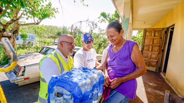 Puerto Rico utility head Ramos resigns after slow Maria response