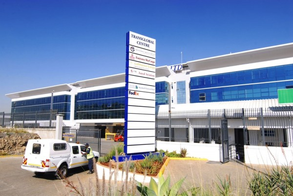 The Transglobal Cargo Centre in Nairobi