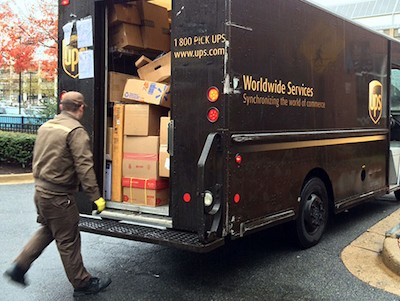 UPS matches FedEx with Sunday delivery as Amazon threat