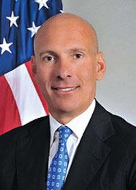 US Undersecretary of Commerce for International Trade Stefan Selig