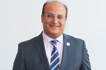 Sanjeev Gadhia, Chief Executive Officer, Astral Aviation