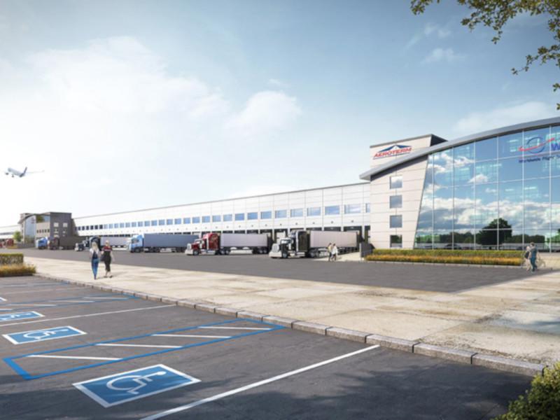 WFS facility at JFK Airport