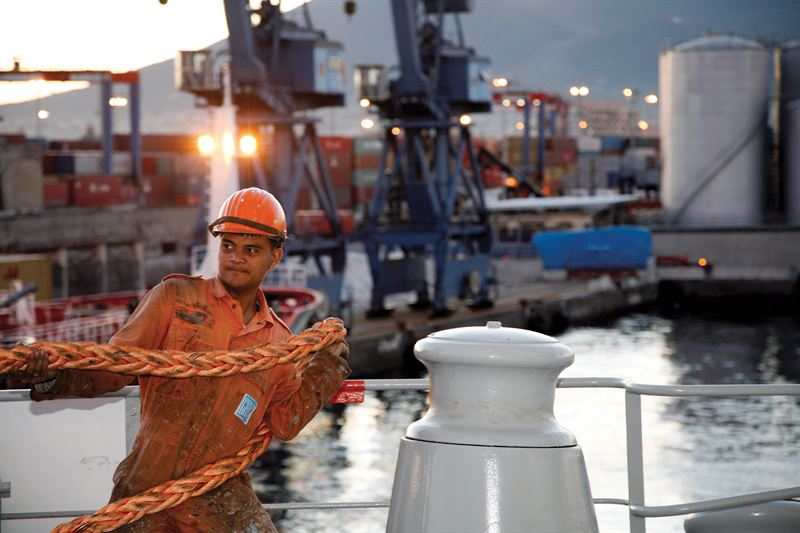 Wilhelmsen Ship Services: Strong Ties | AJOT COM