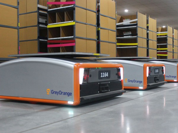 XPO Logistics to deploy 5,000 collaborative warehouse robots in