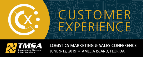 June 09, 2019 | 2019 TMSA Logistics Marketing & Sales
