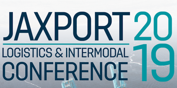 April 29, 2019 | JAXPORT 2019 Logistics & Intermodal
